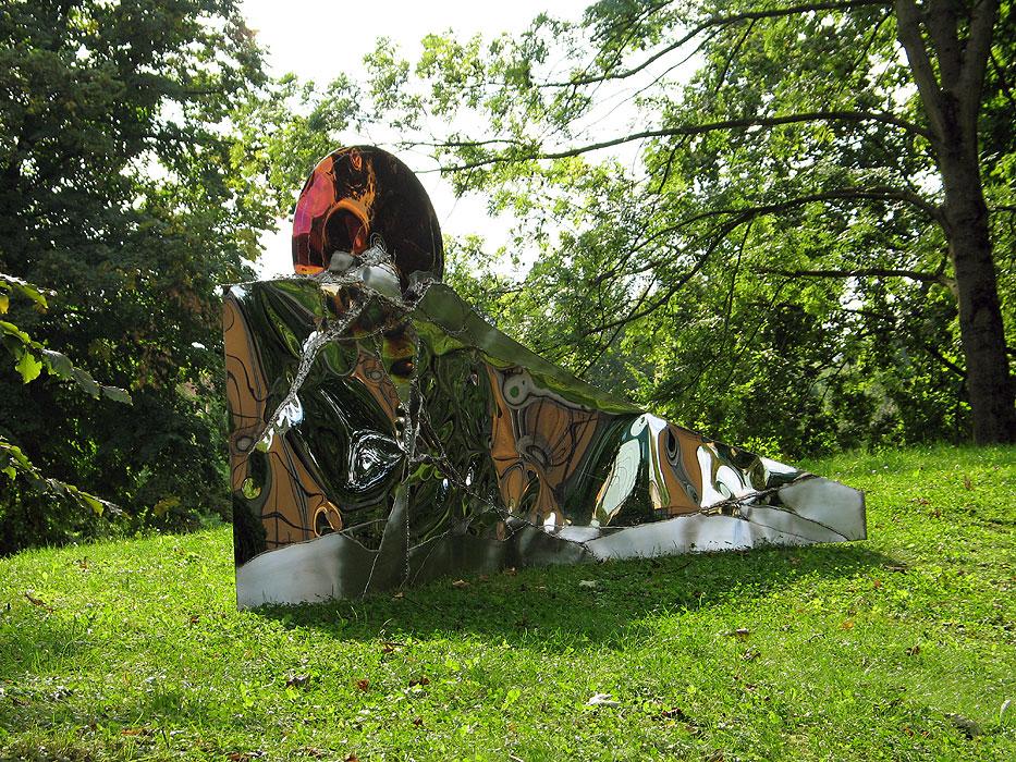 Emejing Gartenskulpturen Metall Modern Gallery - Janomeamerica.us ...